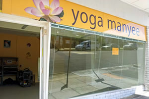Contact us - Yoga ManYee - Manly Vale - Sydney